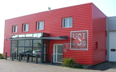 Presentation UsiSud, mécanique de précision Perpignan, France, Espagne